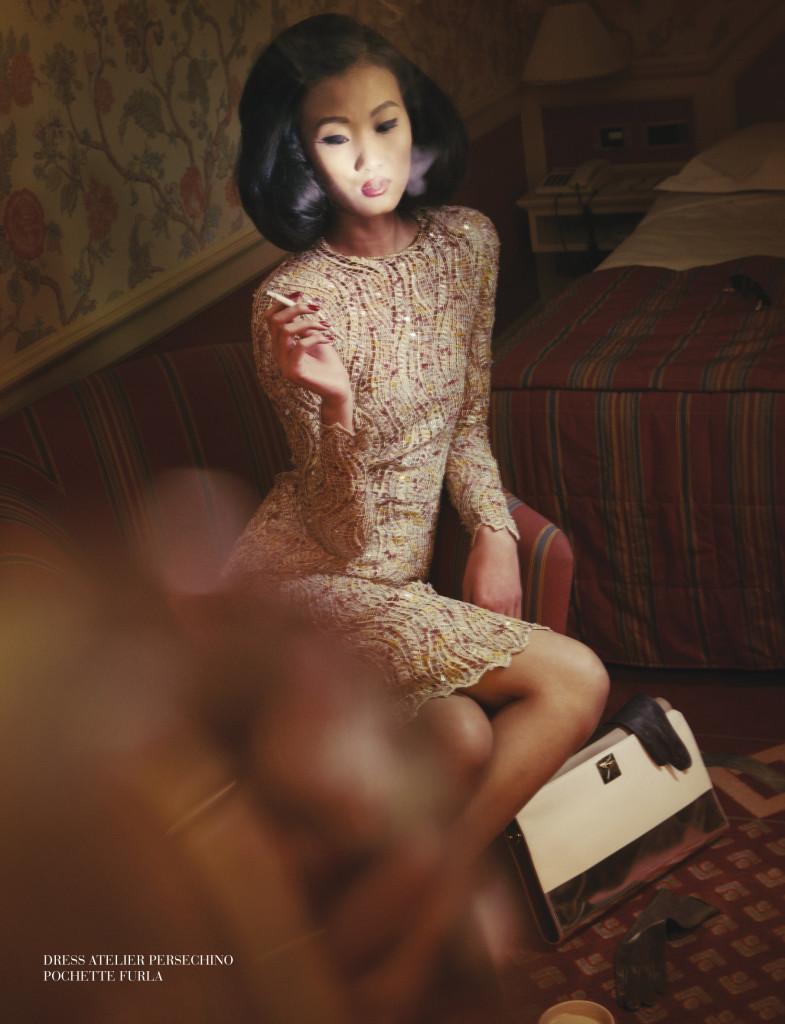 Rendez Vous de la Mode Spring/Summer 2014_Shangai lady